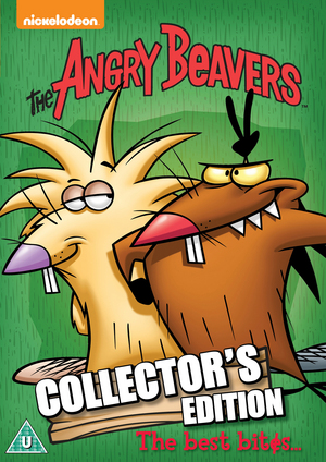 The Angry Beavers: The Best Bites (Box Set (Collector's Edition)) (Pulled)