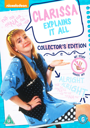Clarissa Explains It All: Collection (1991) (Box Set (Collector's Edition)) (Pulled)