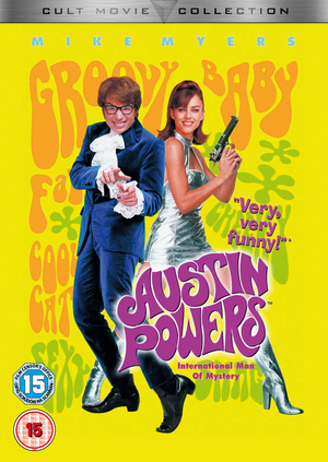 Austin Powers: International Man of Mystery (1997) (Retail / Rental)