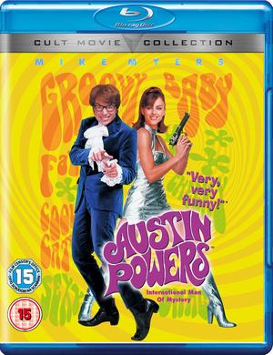 Austin Powers: International Man of Mystery (1997) (Blu-ray) (Retail / Rental)