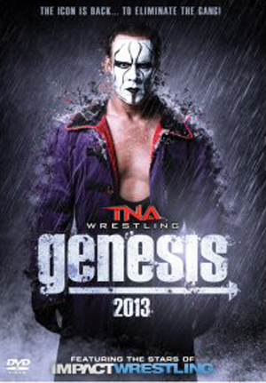 TNA Wrestling: Genesis 2013 (2013) (Retail Only)