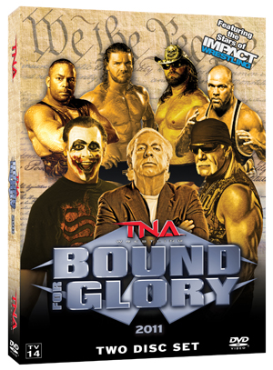 TNA Wrestling: Bound for Glory 2011 (2011) (Retail / Rental)