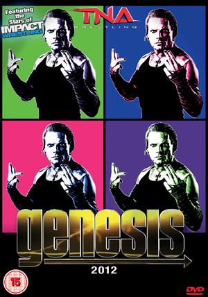 TNA Wrestling: Genesis 2012 (2012) (Retail / Rental)