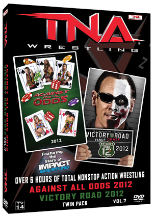 TNA Wrestling: Against All Odds/Victory Road 2012 (2012) (Pulled)