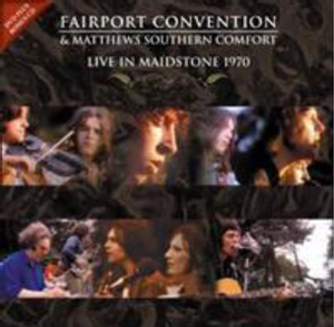 Fairport Convention: Live in Maidstone 1970 (1970) (with CD) (Retail / Rental)