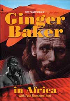 Ginger Baker in Africa (1971) (Retail / Rental)