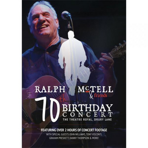 Ralph McTell: 70th Birthday Concert (2014) (Retail Only)