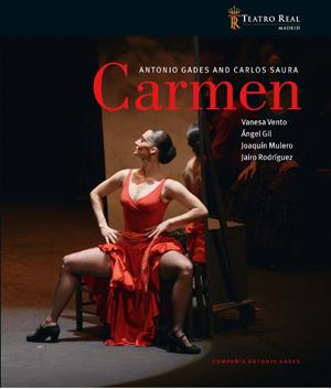 Carmen: Compañía Antonio Gades (2011) (Blu-ray) (Retail / Rental)