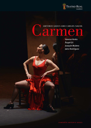 Carmen: Compañía Antonio Gades (2011) (NTSC Version) (Retail / Rental)