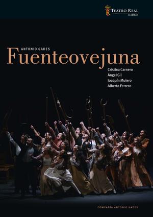 Fuenteovejuna: Compañía Antonio Gades (2011) (NTSC Version) (Retail / Rental)