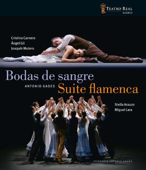 Bodas De Sangre/Suite Flamenca: Compañía Antonio Gades (2011) (Blu-ray) (Retail / Rental)