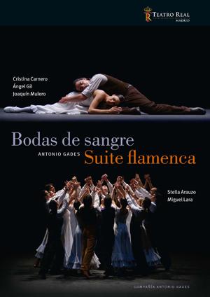Bodas De Sangre/Suite Flamenca: Compañía Antonio Gades (2011) (NTSC Version) (Retail / Rental)