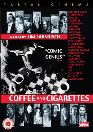 Coffee and Cigarettes (2003) (Retail / Rental)