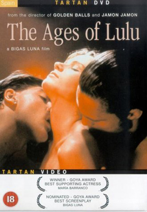 The Ages of Lulu (1998) (Retail / Rental)