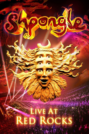 Shpongle: Live at Red Rocks (2015) (Retail / Rental)
