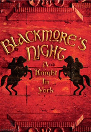 Blackmore's Night: A Knight in York (2011) (Blu-ray) (Retail / Rental)
