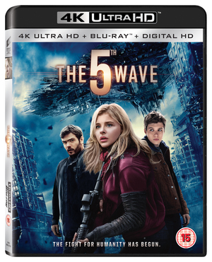 The 5th Wave (2016) (Blu-ray) (4K Ultra HD + Blu-ray + Digital HD) (Retail Only)