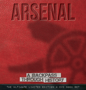 Arsenal FC: Backpass Through History (with Book) (Retail / Rental)