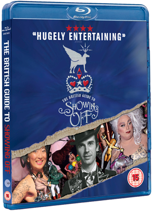 The British Guide to Showing Off (2011) (Blu-ray) (Retail / Rental)