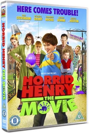 Horrid Henry: The Movie (2011) (Retail / Rental)