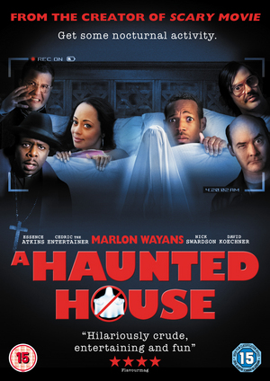 A Haunted House (2013) (Retail / Rental)