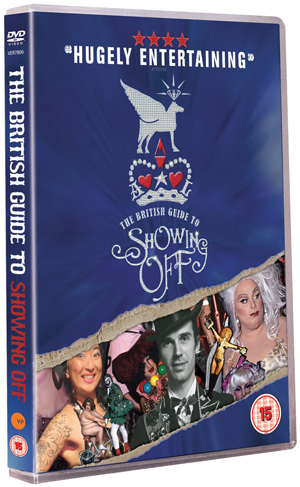 The British Guide to Showing Off (2011) (Retail / Rental)