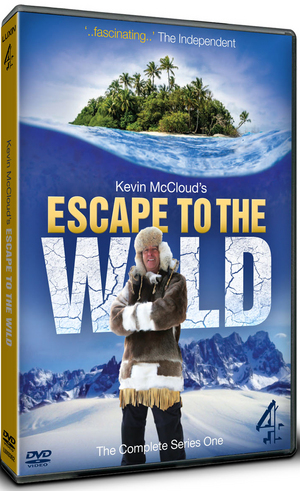 Kevin McCloud's Escape to the Wild: Series 1 (2015) (Retail / Rental)