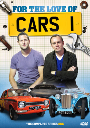For the Love of Cars: Series 1 (2014) (Retail / Rental)