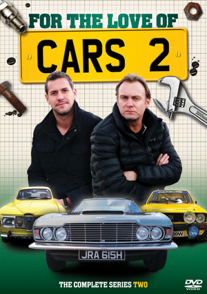 For the Love of Cars: Series 2 (2015) (Retail / Rental)