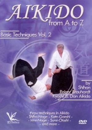 Aikido A-Z: Volume 2 (Retail / Rental)