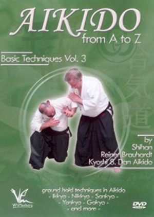 Aikido A-Z: Volume 3 (Retail / Rental)