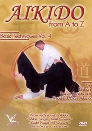 Aikido A-Z: Volume 4 (Retail / Rental)
