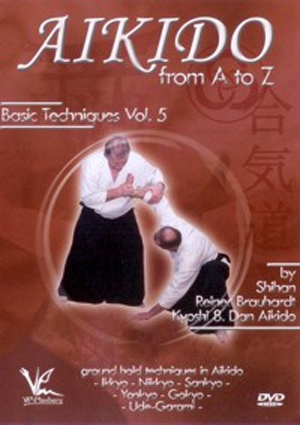 Aikido A-Z: Volume 5 (Retail / Rental)
