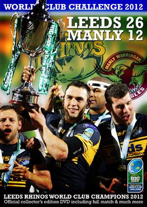 Heinz Big Soup World Club Challenge: 2012 - Leeds 26 - Manly 12 (2012) (Retail / Rental)