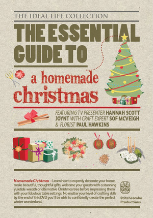 The Essential Guide to a Homemade Christmas (2015) (Retail / Rental)