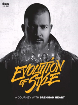Brennan Heart: Evolution of Style (Blu-ray) (with Audio CD) (Retail Only)