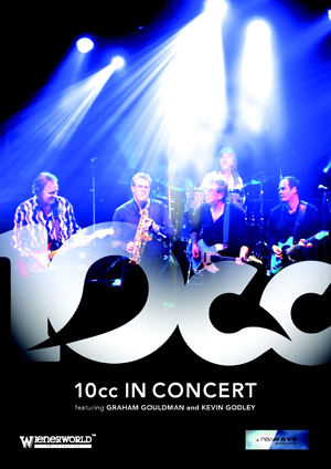 10cc: In concert (2012) (Retail Only)