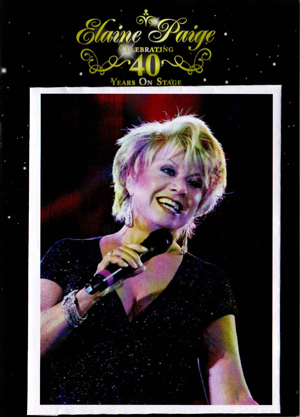 Elaine Paige: Live in Concert - Celebrating 40 Years On Stage (2009) (Retail Only)