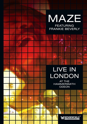 Maze: Live - Featuring Frankie Beverly (1994) (Retail Only)