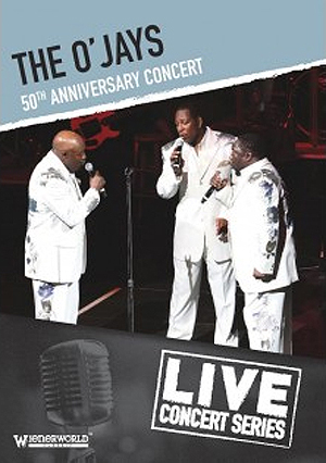 The O'Jays: 50th Anniversary Concert (Retail Only)