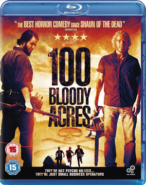 100 Bloody Acres (2012) (Blu-ray) (Retail / Rental)