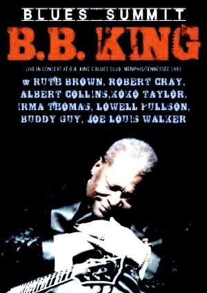 B.B. King: Blues Summit - Live (1993) (Retail / Rental)