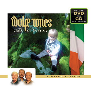 The Wolfe Tones: Child of Destiny (2012) (With CD) (Retail Only)