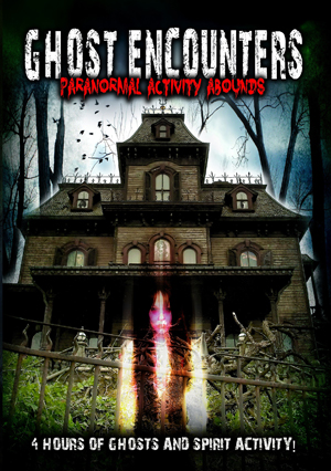 Ghost Encounters: Paranormal Activity Abounds (Retail Only)