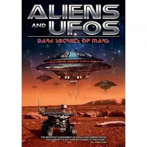 Aliens and UFOs - Dark Secrets of Mars (Retail Only)