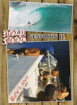 Rock Food Sessions 2 (Retail / Rental)