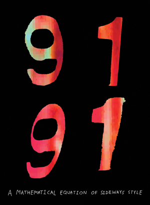 9191: A Mathematical Equation of Sideways Style (Retail / Rental)