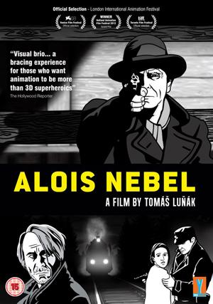 Alois Nebel (2011) (Retail / Rental)