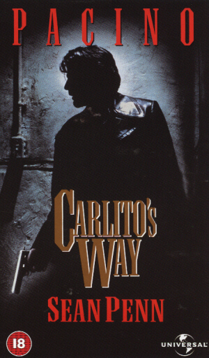 Carlito's Way (1993) (Laser Disc) (Widescreen) (Deleted)