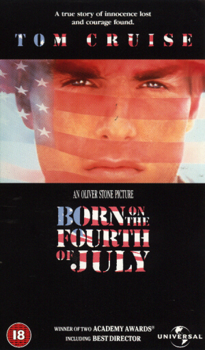 Born On the Fourth of July (1989) (Laser Disc) (Widescreen) (Deleted)